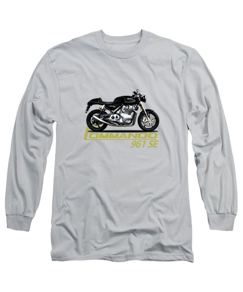 Norton Commando 961se Long Sleeve T-Shirt