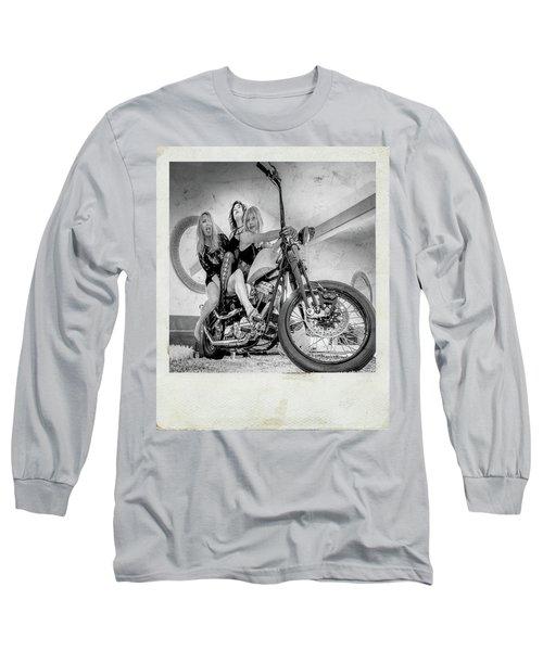 Nostalgia- Long Sleeve T-Shirt