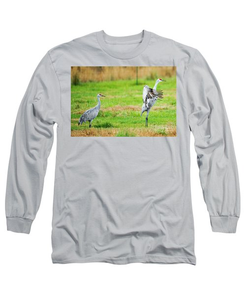 Not Impressed Long Sleeve T-Shirt