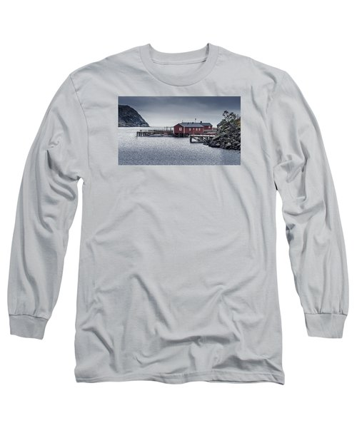 Nusfjord Rorbu Long Sleeve T-Shirt