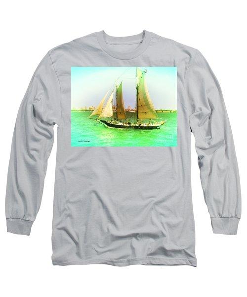 Nyc Sailing Long Sleeve T-Shirt