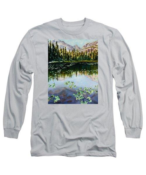 Nymph Lake Long Sleeve T-Shirt