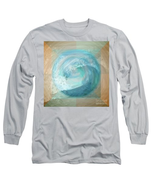 Ocean Earth Long Sleeve T-Shirt