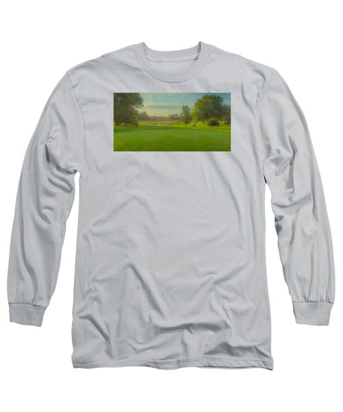 October Morning Golf Long Sleeve T-Shirt