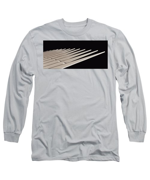 Oculus No. 2 Long Sleeve T-Shirt by Sandy Taylor