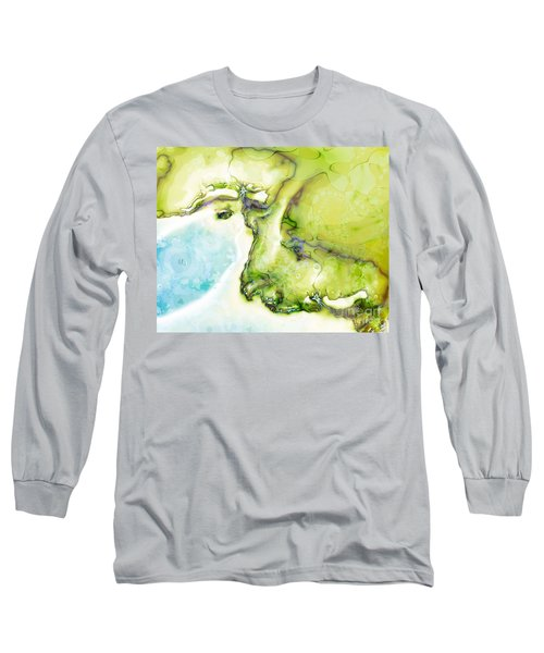 Of Earth And Water Long Sleeve T-Shirt