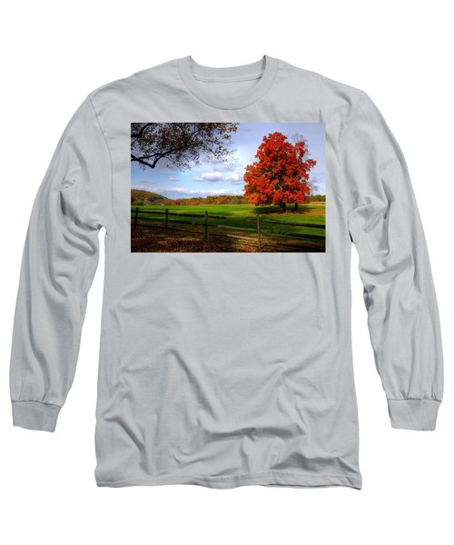 Oh Beautiful Tree Long Sleeve T-Shirt