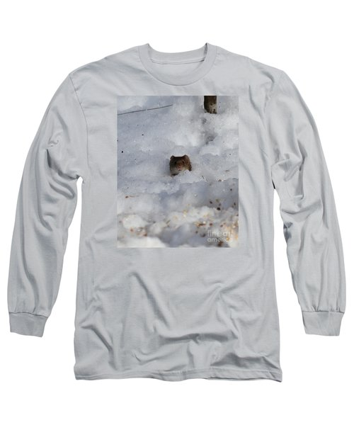 Ohhh You See Me Long Sleeve T-Shirt