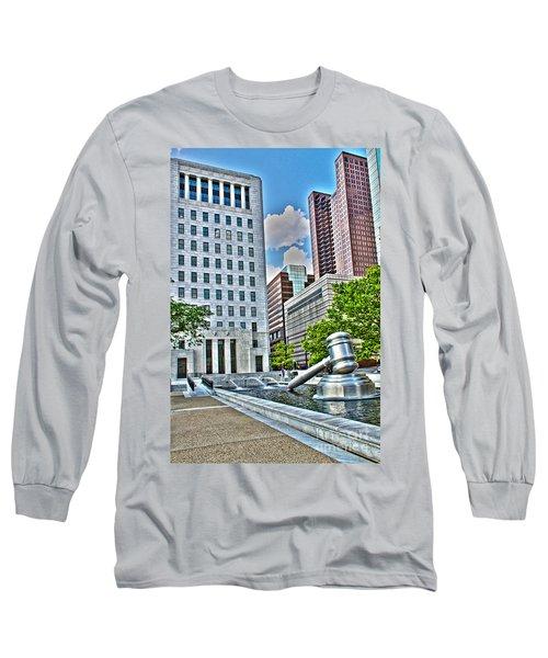 Ohio Supreme Court Long Sleeve T-Shirt