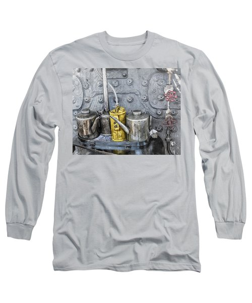 Oil Cans Long Sleeve T-Shirt