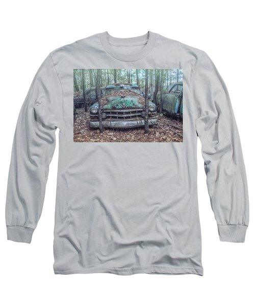 Old Caddy Long Sleeve T-Shirt