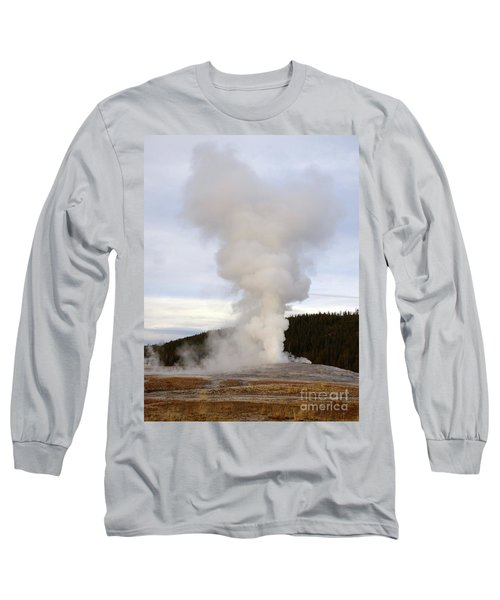 Old Faithful Long Sleeve T-Shirt