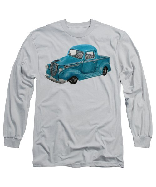 Old Ford Truck Long Sleeve T-Shirt