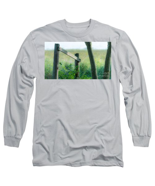 Old Hand Rail Long Sleeve T-Shirt