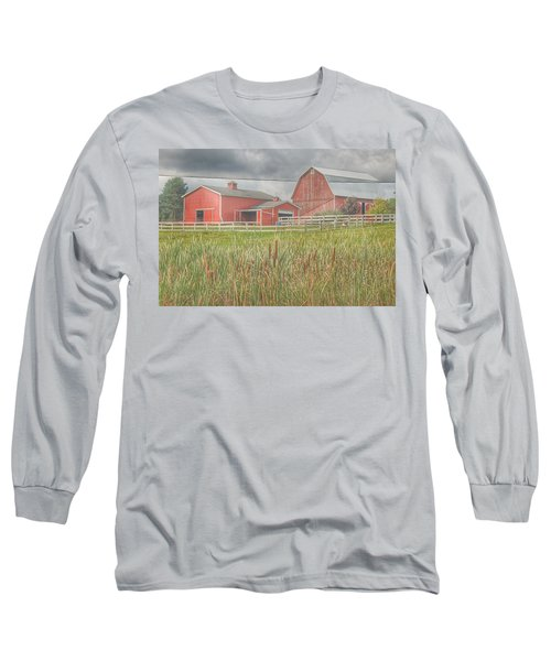 0033 - Old Meets New Long Sleeve T-Shirt