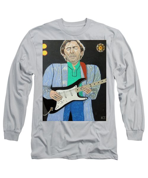 Old Slowhand. Long Sleeve T-Shirt