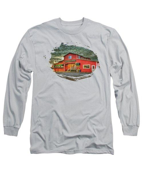 Old Town Mall Bandon Long Sleeve T-Shirt