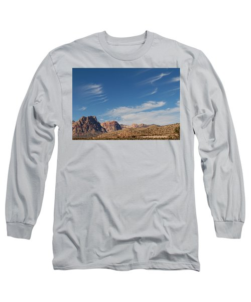 Old West Poles Long Sleeve T-Shirt