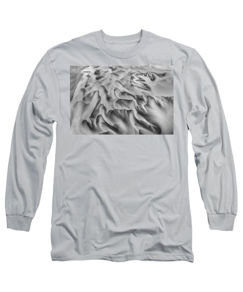 Olfusa River Delta_2 Long Sleeve T-Shirt