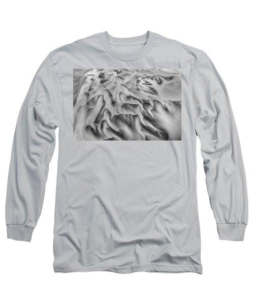 Olfusa River Delta_2 Long Sleeve T-Shirt