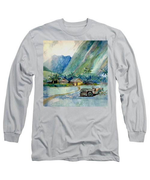 Olowalu Valley Long Sleeve T-Shirt