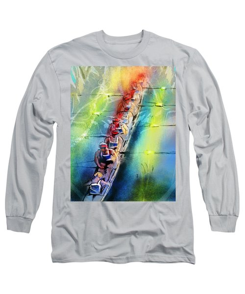 Olympics Rowing 02 Long Sleeve T-Shirt