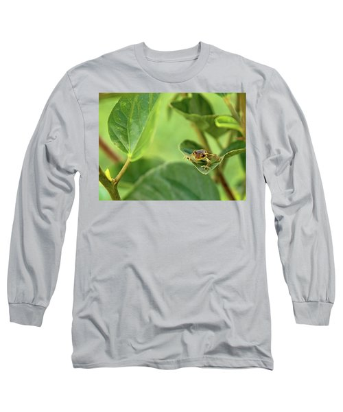 On Edge Long Sleeve T-Shirt