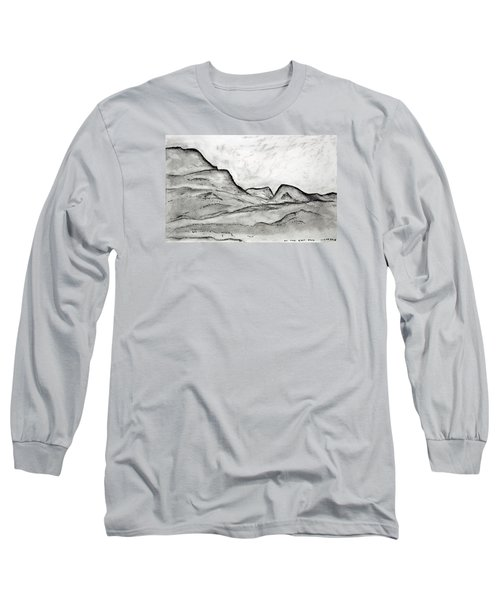On The East Face Long Sleeve T-Shirt