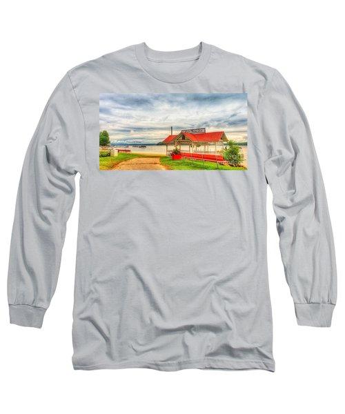 On The Lake Long Sleeve T-Shirt