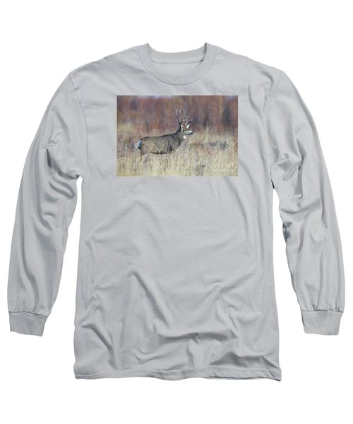 On The River Bank Long Sleeve T-Shirt