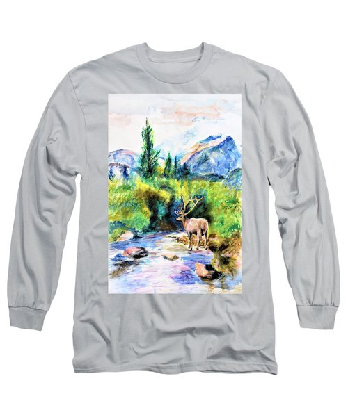 On The Stream Long Sleeve T-Shirt