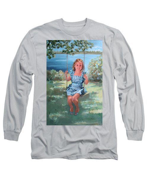 On The Swing Long Sleeve T-Shirt