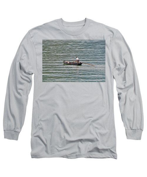 On The Yangtze Long Sleeve T-Shirt