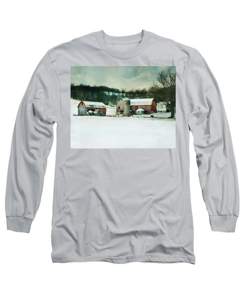 Once Was Special Long Sleeve T-Shirt by Julie Hamilton