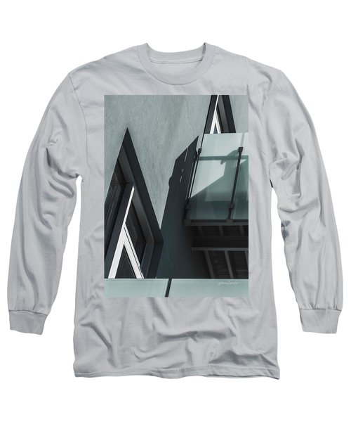 One Floor Up Long Sleeve T-Shirt