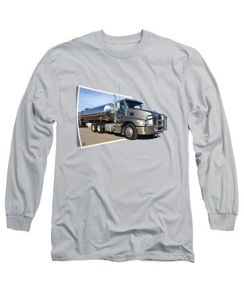 One Stack Mack Graphic Long Sleeve T-Shirt