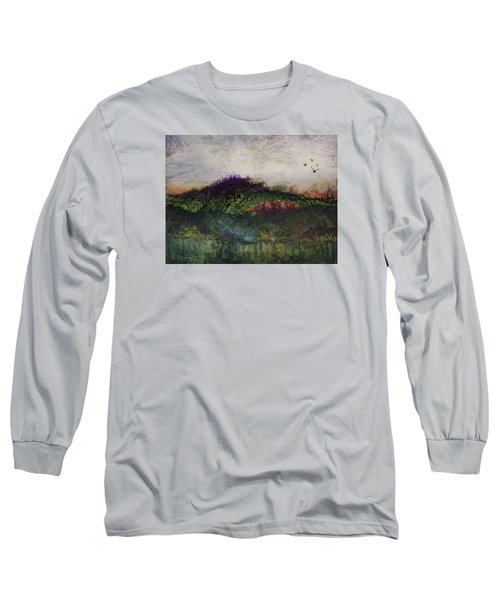 Other World 1 Long Sleeve T-Shirt by Ron Richard Baviello