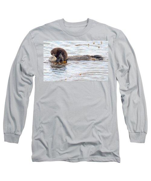 Otter Love Long Sleeve T-Shirt