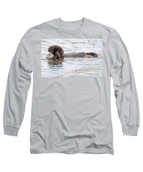 Otter Love Long Sleeve T-Shirt