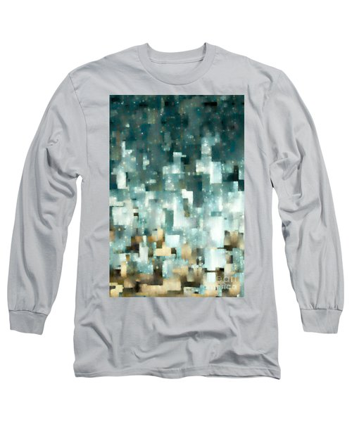 Our Inheritance In Christ. Ephesians 1 14 Long Sleeve T-Shirt by Mark Lawrence