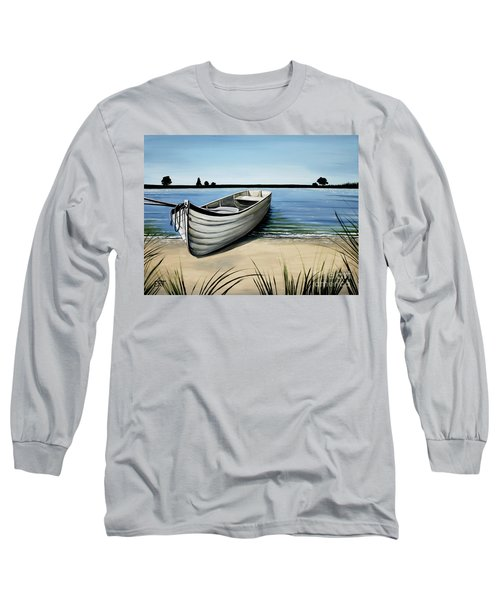 Out On The Water Long Sleeve T-Shirt