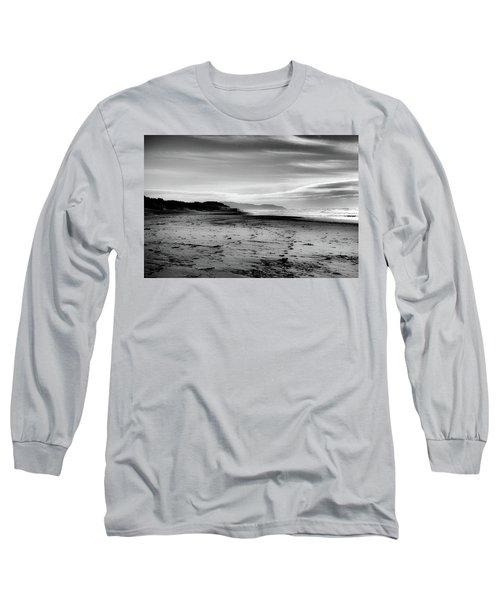 Outer Sunset Ocean Beach San Francisco Long Sleeve T-Shirt