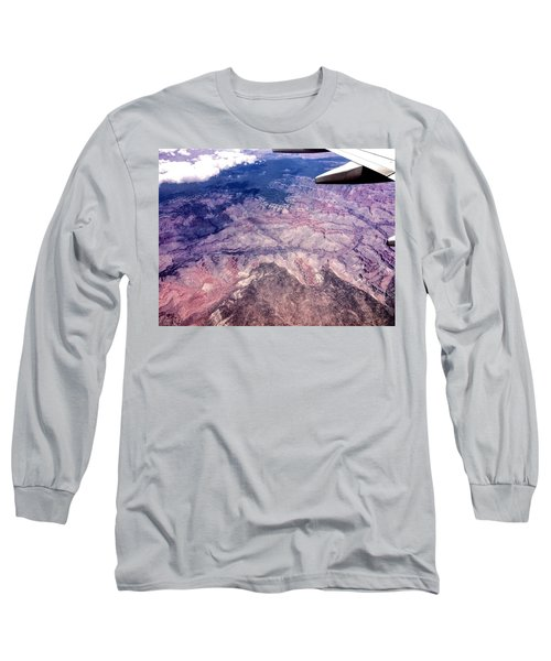 Over The Canyon Long Sleeve T-Shirt