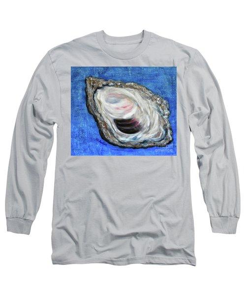 Oyster Shell 2 Long Sleeve T-Shirt
