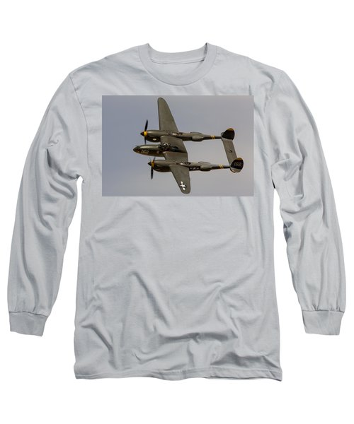 P-38 Skidoo Long Sleeve T-Shirt