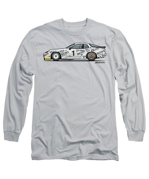 P 924 Carrera Gtp/gtr Le Mans Long Sleeve T-Shirt