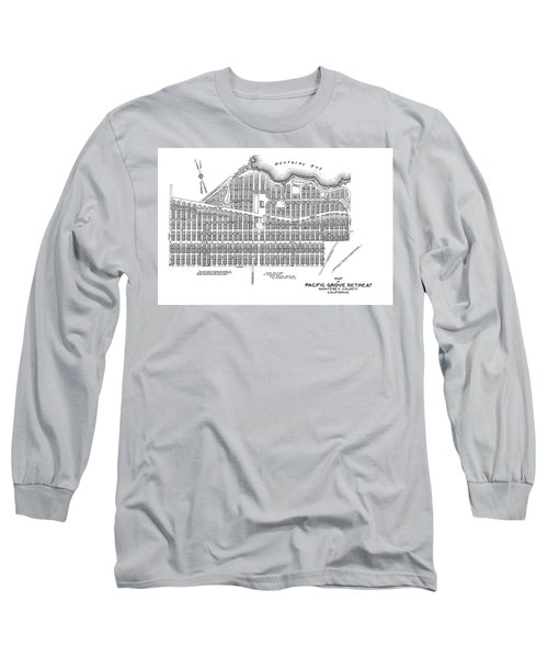 Pacific Grove May 7 1887 Long Sleeve T-Shirt