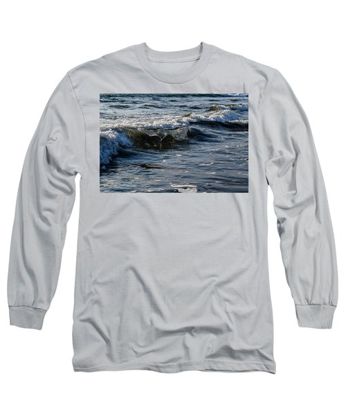 Pacific Waves Long Sleeve T-Shirt