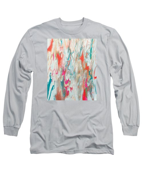 Pacin The Cage Long Sleeve T-Shirt
