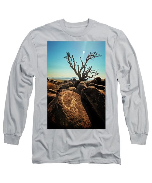 Pack Mule Petroglyph Long Sleeve T-Shirt